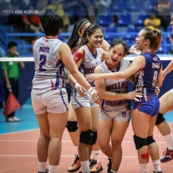 Arellano U boots out Perpetual Help in semis spot race