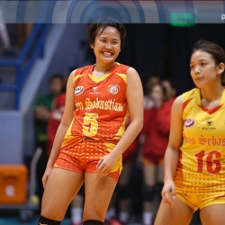 Philippine Volleyball Princesses, Part 1: NCAA's Aces