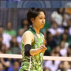 Mika Reyes is PSA's 2016 Ms. Volleyball