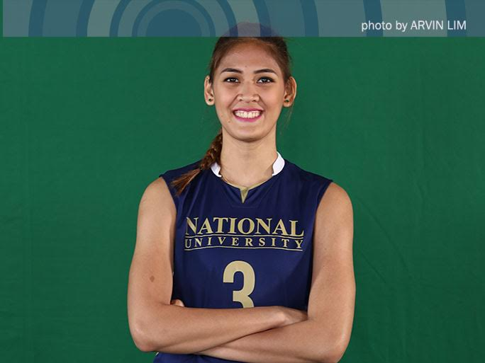 jaja santiago towering over adversity abs cbn sports