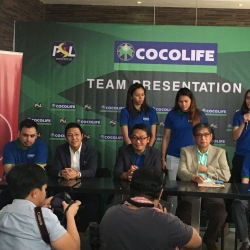 Cocolife taps Padda to handle squad