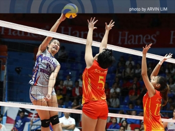 Lady Chiefs survive thriller, one win away from the title