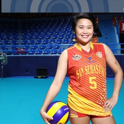 Three-time MVP Grethcel Soltones reflects on how she's grown