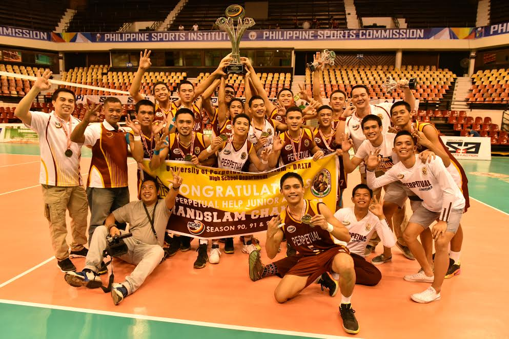 Junior Altas complete three-peat