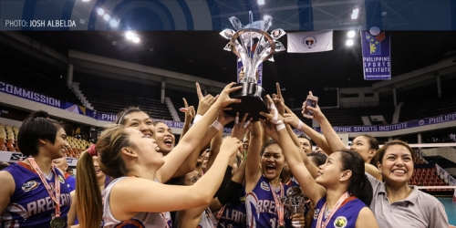 Lady Chiefs back on the throne in sweep of Lady Stags