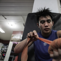 Pinoy fighter Pacio meets former ONE champ in Thailand