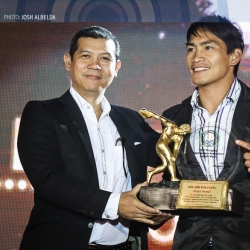 ONE champ Eduard Folayang recognized by PSA