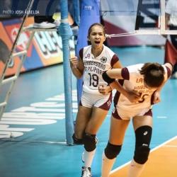 Nakaka-overwhelm -- Tiamzon on UP's win over DLSU