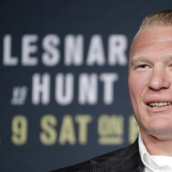 Former champion Brock Lesnar retires from MMA competition