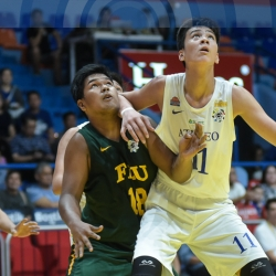Blue Eaglets, Baby Tams go all-out for Finals date with NU
