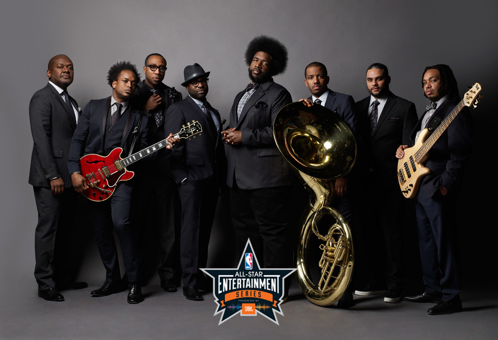 Image result for The Roots, Jidenna Will Perform a Musical for 2017 NBA All-Star Game