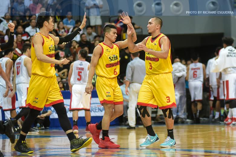 Hotshots regain control of Manila Clasico