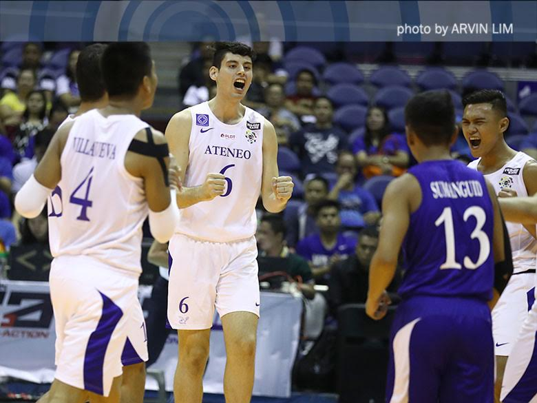 Blue Eagles stake clean record, hold of the solo lead