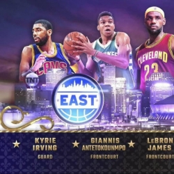 Numbers to know: 2017 Eastern Conference All-Stars