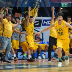 Heated Ateneo series has prepared Baby Tams for NU