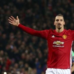 FA Cup: Ibrahimovic rescues United, Kane nets Spurs treble