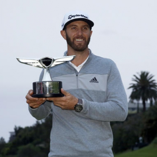 Dustin Johnson goes to No. 1 with big win at Riviera