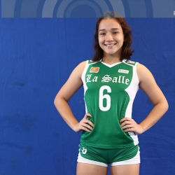 10 things to know about DLSU's stunning setter Michelle Cobb