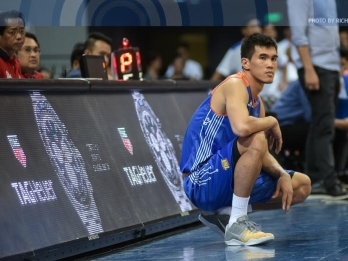No honeymoon plans (yet) and no regrets for Troy Rosario