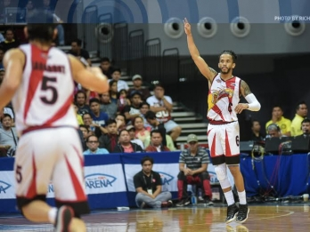 On the verge of history, Beermen know job is not done yet