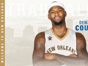 DeMarcus Cousins trade to New Orleans Pelicans official