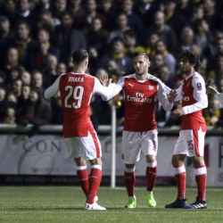 FA Cup: Arsenal advances impressed by 5th-tier Sutton's grit
