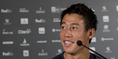 It's Carnival in Rio and Nishikori might take a look