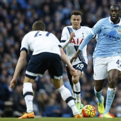 Rejuvenated and reinvented, Toure integral to Man City again