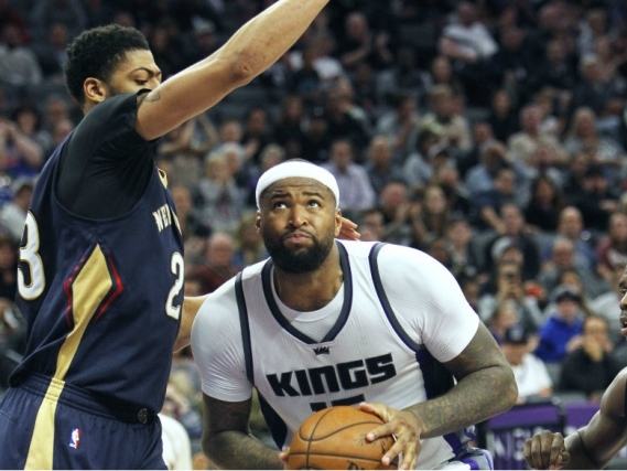 56 quick thoughts on DeMarcus Cousins trade to New Orleans