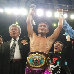 Nietes fights for vacant IBF title at Pinoy Pride 40