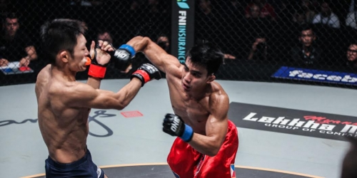 Pinoy fighter Pacio vows to be 'better' inside the cage