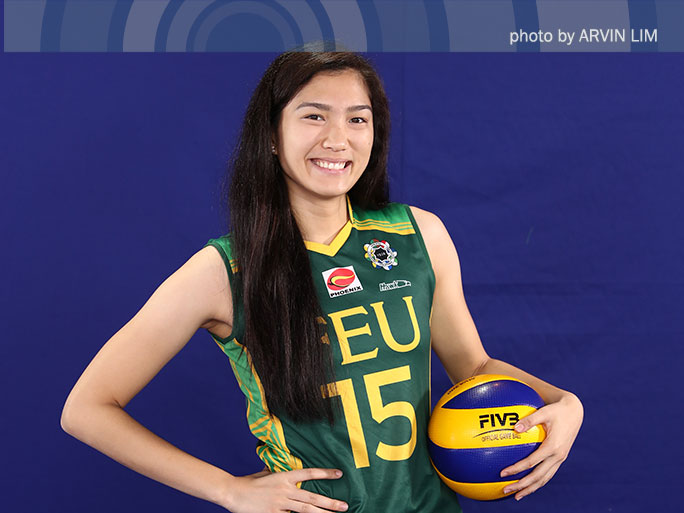 FEU's Jerrili Malabanan shares story of overcoming bullies