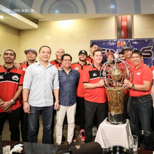 History on the line as SMB takes on Ginebra in PBA Finals
