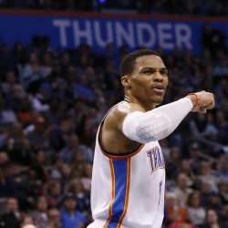 Bird, Kidd say don't look for OKC's Westbrook to slow down