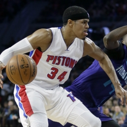 Pistons comeback from 18 down, beat Hornets in OT