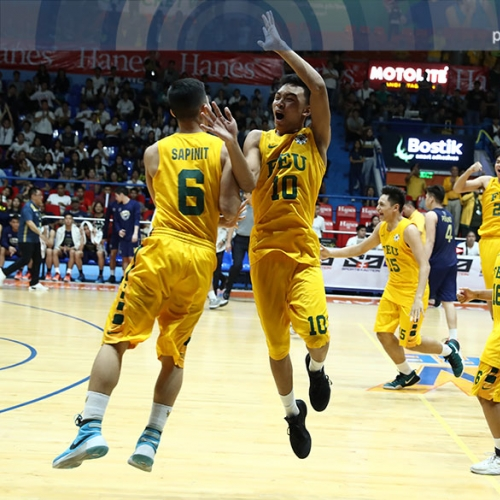 Gonzales, Gabane will FEU-Diliman to championship