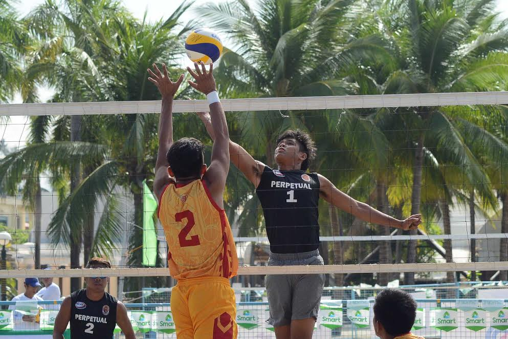 LPU, Perpetual remain unbeaten in the sands