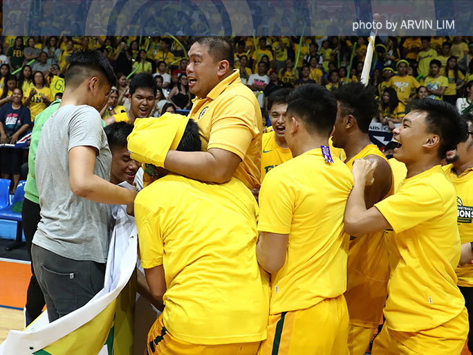 FEU-Diliman coach says championship feels like heaven
