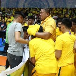 FEU-Diliman coach says championship feels like heaven