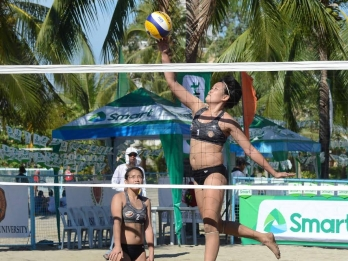 Soltones, Eroa complete NCAA beach volleyball four-peat