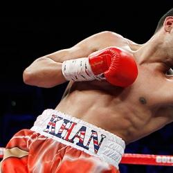 Khan believes it will be a good fight vs. 'friend' Pacquiao