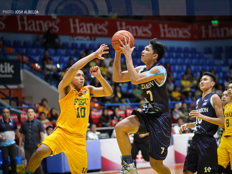 Once-promising Tungcab no longer with Adamson, says Pumaren