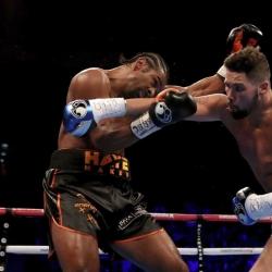 Bellew breaks hand, Haye ruptures Achilles in British bout