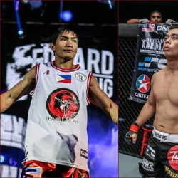 Eduard Folayang to defend title against Ev Ting in Manila