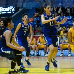 """In just one year, Sotto grows two inches to stand at 6'11"""""""