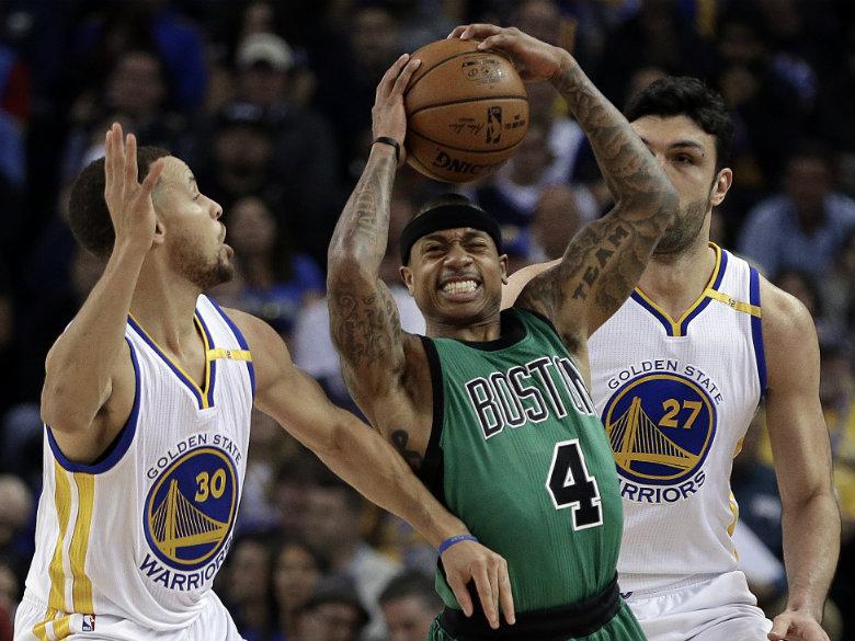 Warriors fall at home to Celtics again: Boston wins 99-86