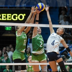 Lady Spikers shoot for back-to-back wins