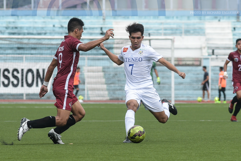 Ateneo-UP rematch kicks off second round of men's football