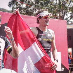 Wild cast of champions perfect set up for Wild's 70.3 win