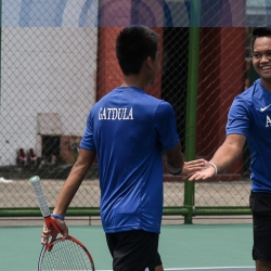 Blue Eagles end Bulldogs' reign in UAAP men's tennis